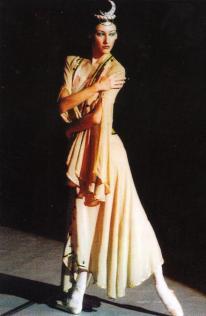 """Камилла Гусейнова: """"На сцене Большого театра психологически танцевать сложнее"""","""