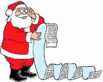 Спортивное письмо Деду Морозу