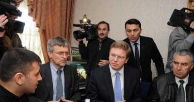 В Баку прибыл Еврокомиссар