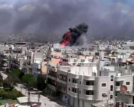 После Алеппо