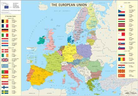 Европейский Союз на грани раскола