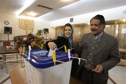В Иране состоялись выборы,