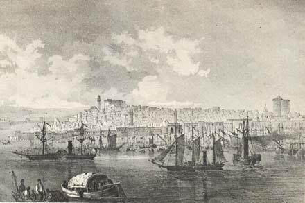 Первое светское учебное заведение в Баку