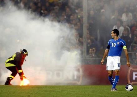 """Италия в """"огне"""""""