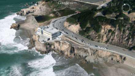 Компания Google представила трехмерные карты городов