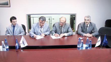 Университет «Кавказ» и компания SINAM будут сотрудничать
