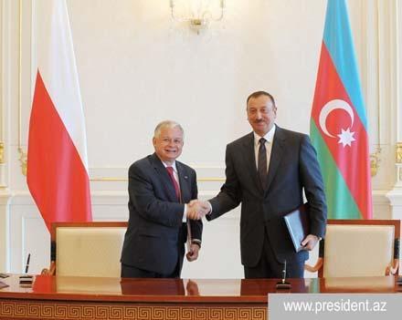 Азербайджан залог энергетической независимости Европы