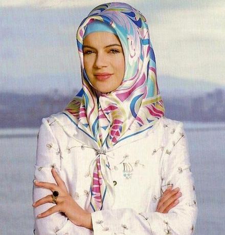 История хиджаба
