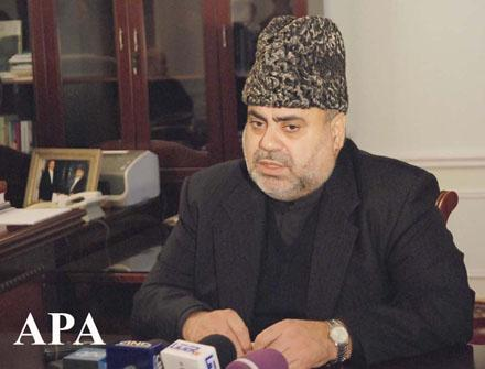 Управление мусульман Кавказа не бездействует