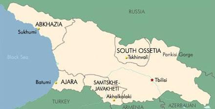 """В Грузии """"готовится"""" новый конфликт?"""