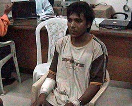 Террорист готов к смертной казни