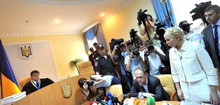 Тимошенко назвала свое уголовное дело заказом Януковича