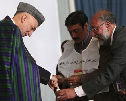 Афганистан: выборы, которые ничего не изменят