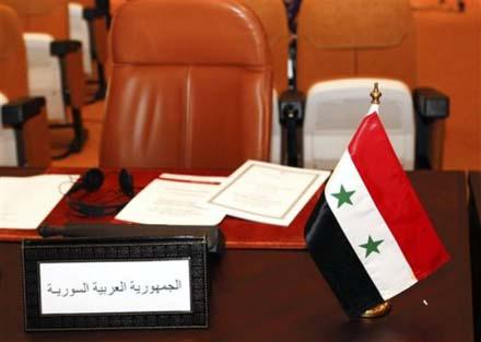 Очередная цель - Сирия