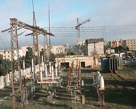 """""""Азерэнержи"""" в I полугодии снизило выработку электроэнергии на 9%"""