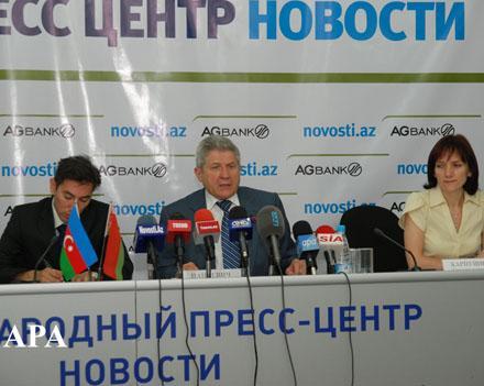 Беларусь заинтересовали азербайджанские фрукты и овощи