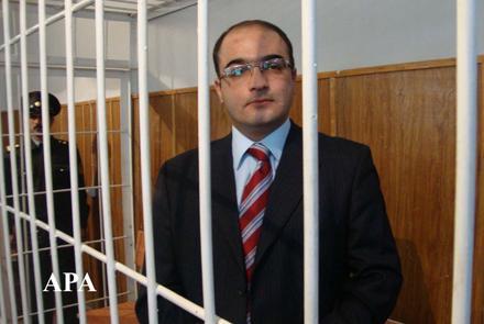 Фатуллаев вновь на скамье подсудимых