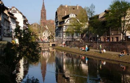 Пролетая над гнездом Страсбурга