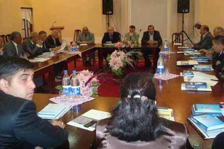 GTZ и в 2010 году будет поддерживать судебно-правовые реформы в Азербайджане