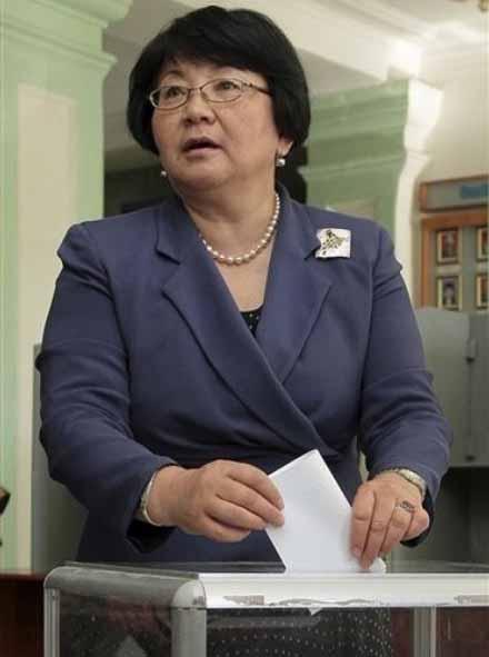 Смена политической системы Кыргызстана