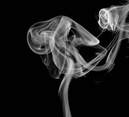 Просвет в облаке табачного дыма