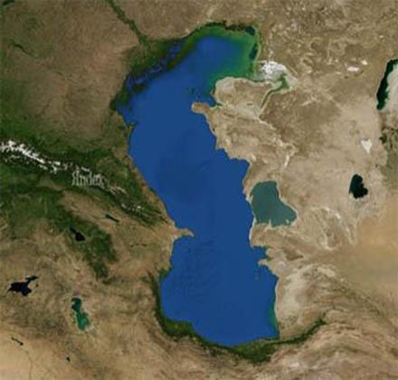 Каспийские страсти