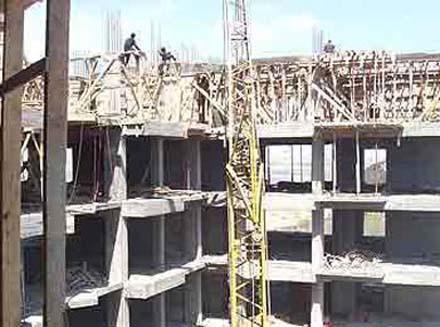 Беспредел в строительстве жилья продолжается