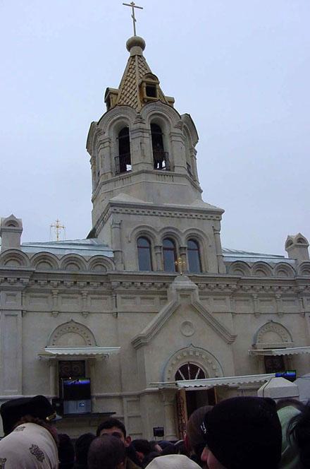 В Азербайджане восстанавливаются церкви
