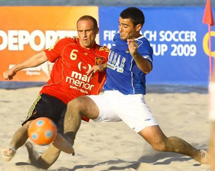 Через два года Азербайджан будет на чемпионате Европы