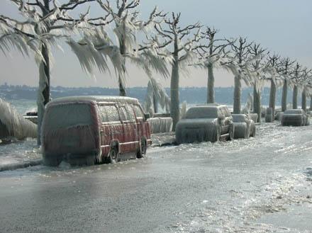 После дикой жары не менее радикальная зима?