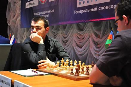 Мамедъяров и Раджабов никак не могут победить