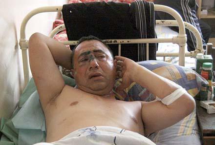 В азербайджанцев стрелял офицер ФСБ