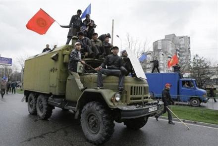 Еще одна революция в Кыргызстане
