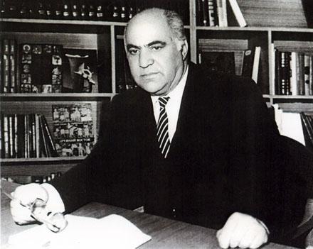 Афад Гуpбанов - великий академик
