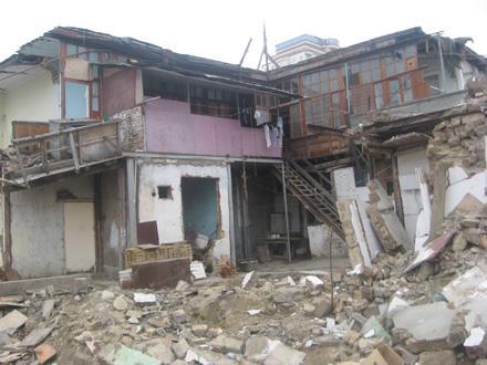 Жители сносимых домов начинают голодовку