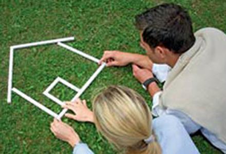 Молодежь рассчитывает на ипотеку