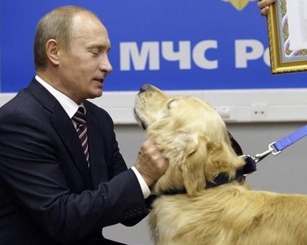 Так сказал Путин