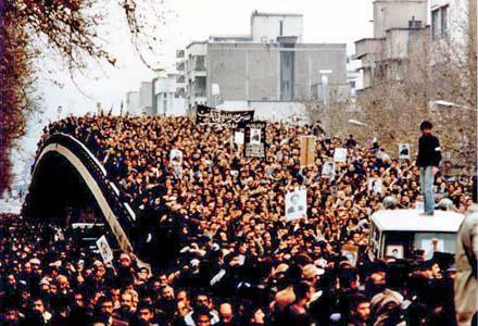 Невидимые стороны Иранской революции