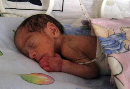 На страже здоровья матери и ребенка
