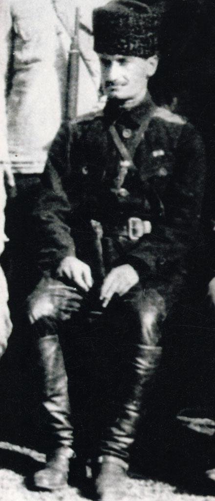 Генерал Габиб бек Салимов