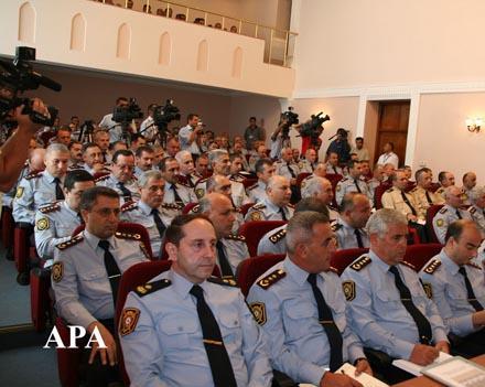 В Азербайджане сохраняются общественный порядок и безопасность,