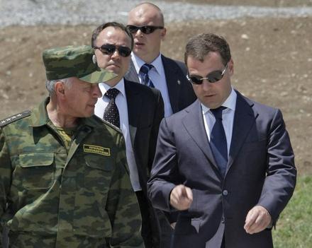 Россия продолжает дестабилизировать обстановку на Южном Кавказе