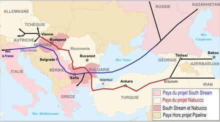 Азербайджан и газовый вопрос Евросоюза