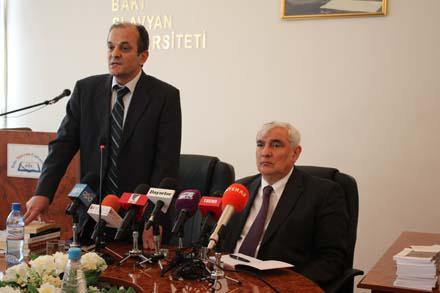 Кямал Абдуллаев претендует на Нобелевскую премию