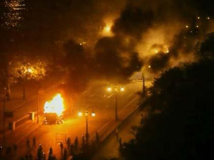 """Египет """"мочит"""" террористов в пустыне"""