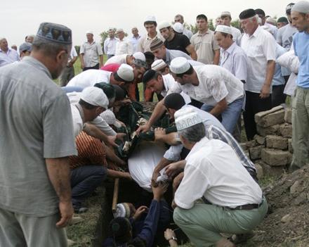 Ситуация на Северном Кавказе не улучшается
