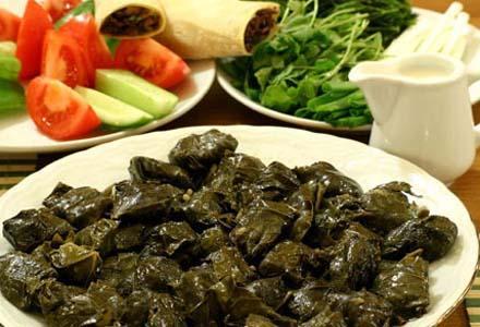 Азербайджанская кухня в Греции