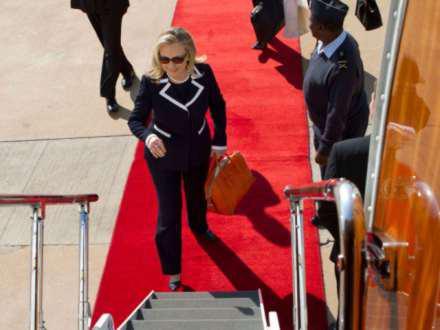 Хиллари Клинтон разозлила Китай