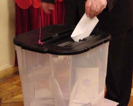 Неинтересные выборы