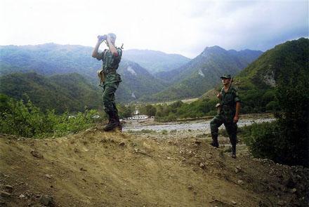 Треть границ с Грузией пока не согласована